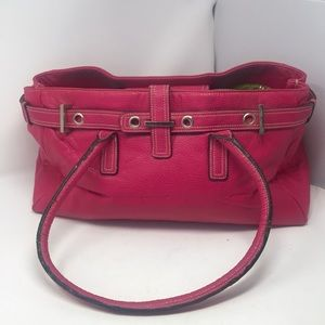 Naturalizer Leather over night bag